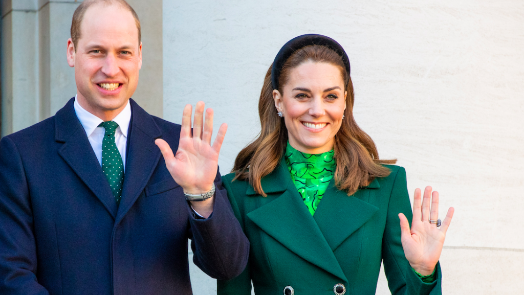 kate en william