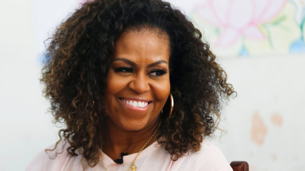 Yes she can_ Michelle Obama lanceert podcast met manlief Barack