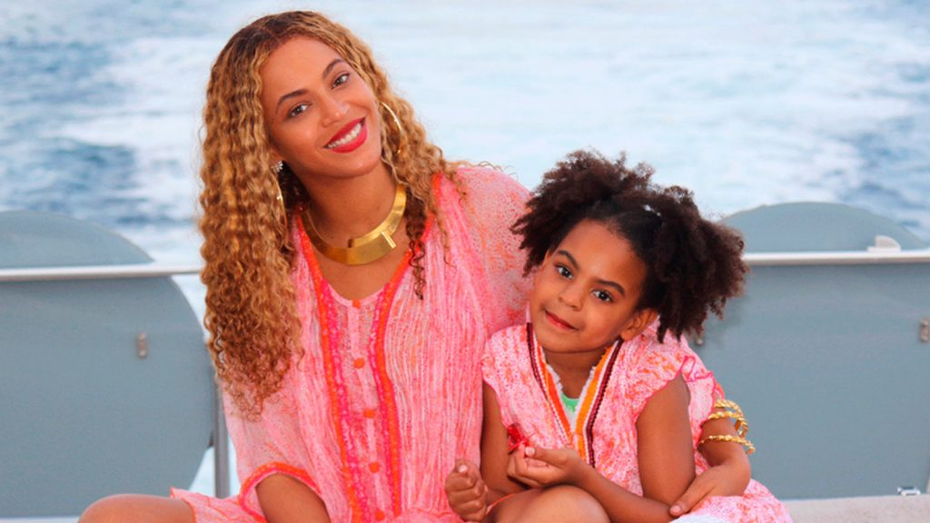 beyonce blue ivy black is king