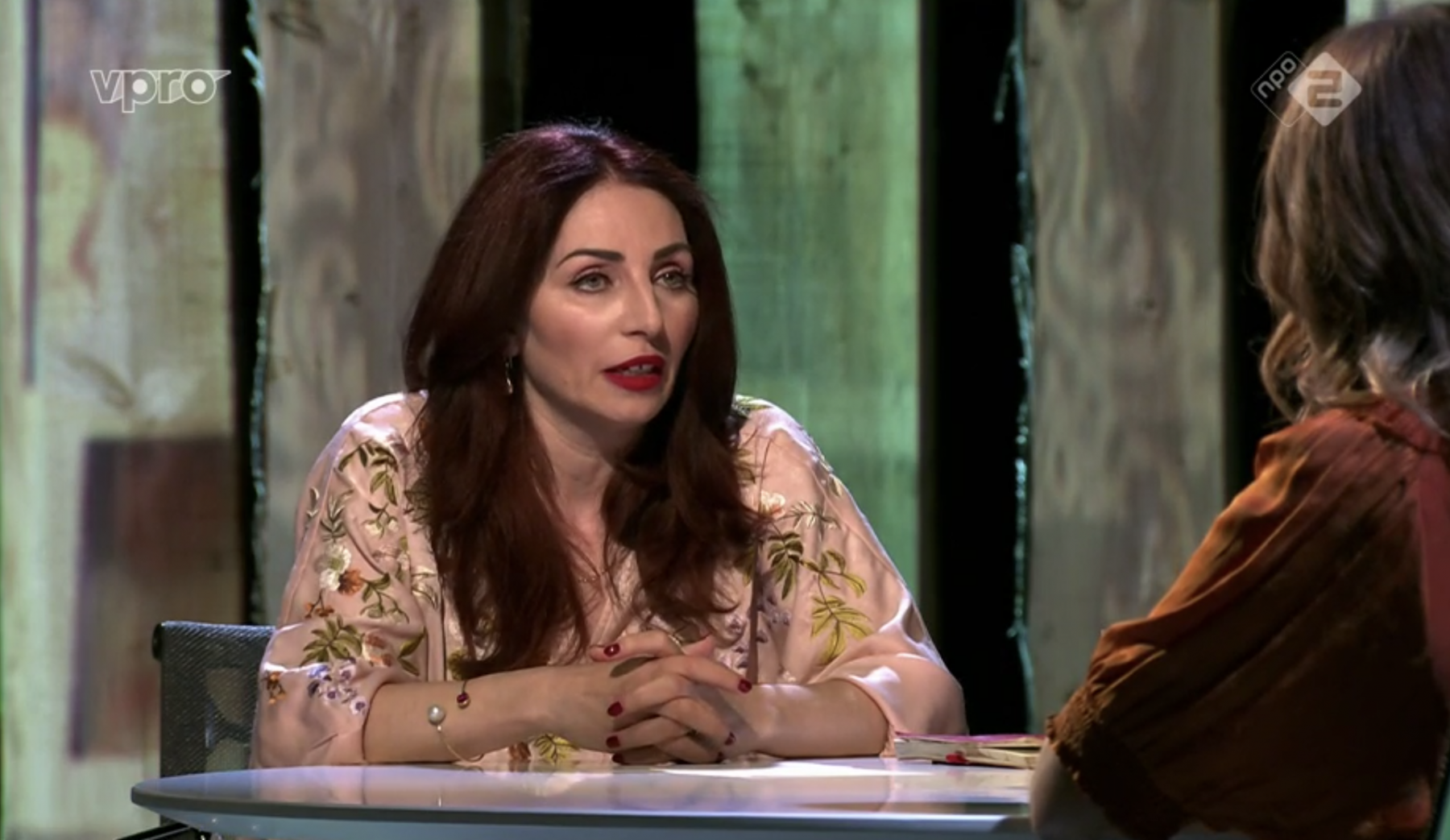 nazmiye oral actrice zomergasten fragment janine abbring