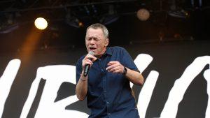 UB40-zanger Duncan Campbell heeft een beroerte gehad en is opgenomen in ziekenhuis