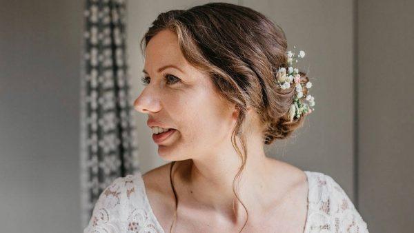 Sanne leeft nu 5 jaar zonder shampoo en zeep: 'Ook tijdens mijn bruiloft'