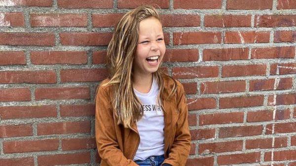 Angelique schrijft emotioneel bericht over gepeste dochter (9): 'Ze lag te huilen in bed'
