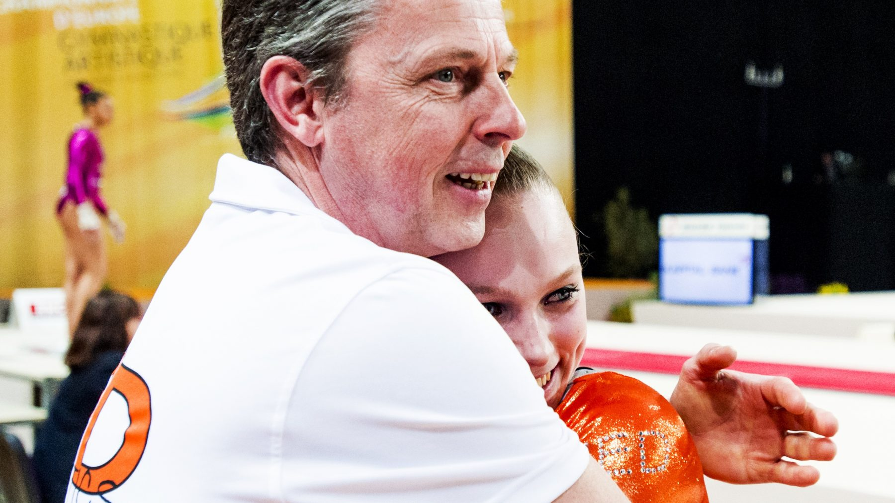 Turntrainer Kooistra treedt terug: 'Het is tijd om dit aan te pakken'