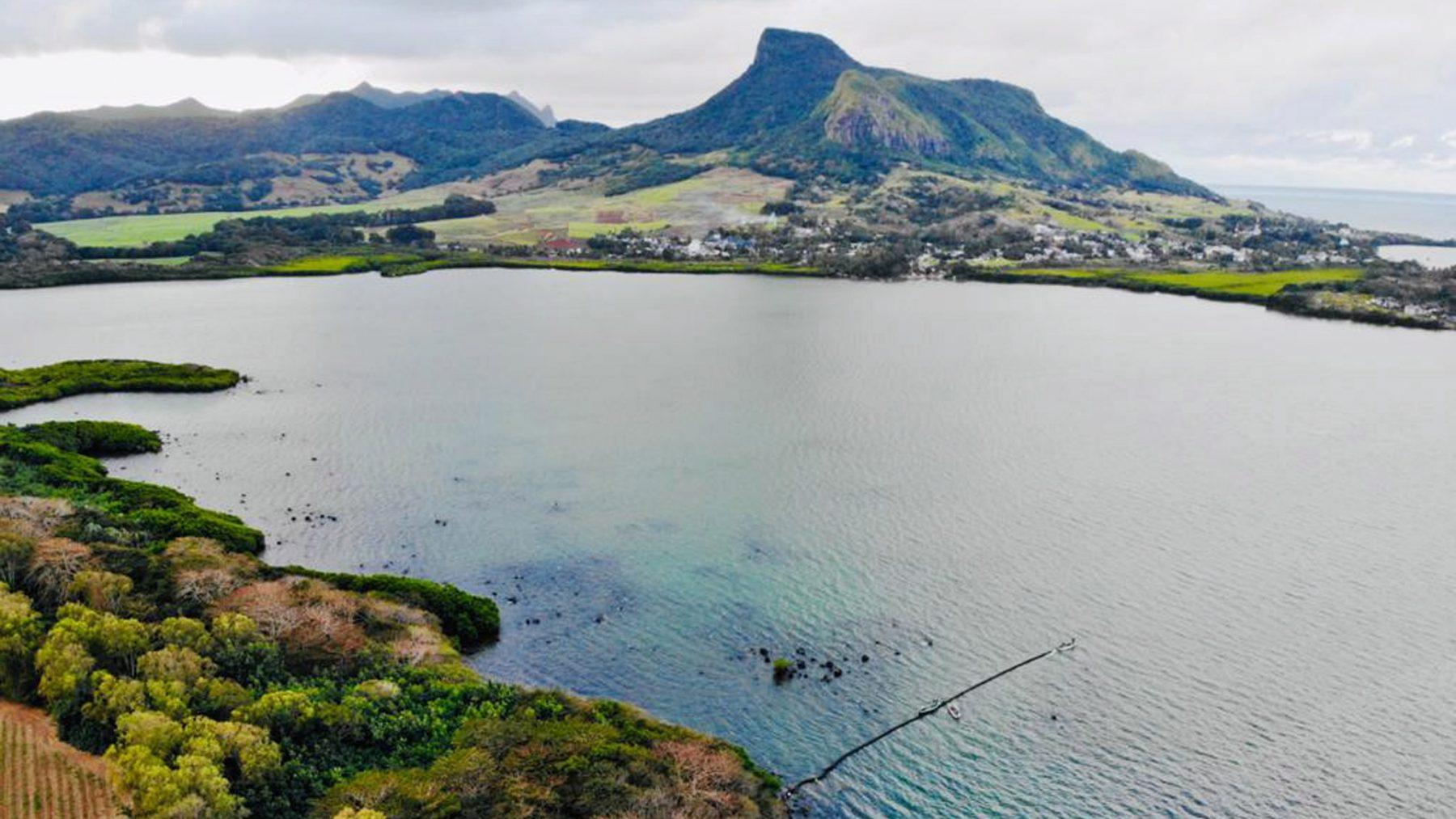 Mensenhaar moet milieuramp Mauritius minimaliseren