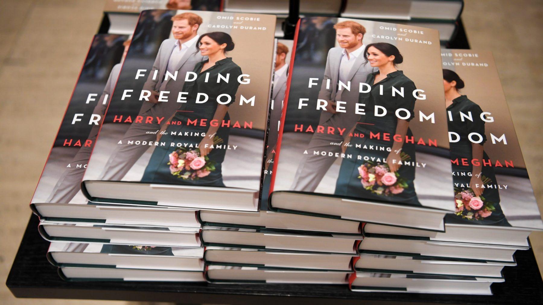 'Finding Freedom' onthult: Meghan en Harry ontsloegen verpleegster middenin de nacht