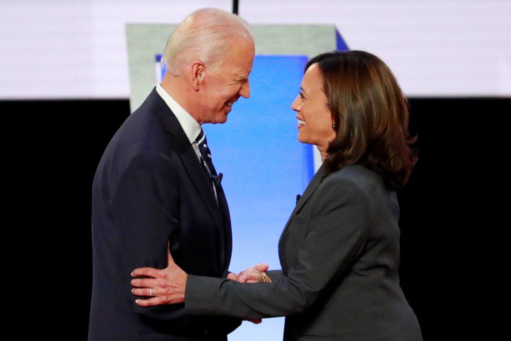 Joe Biden kiest Kamala Harris als running mate voor verkiezingen