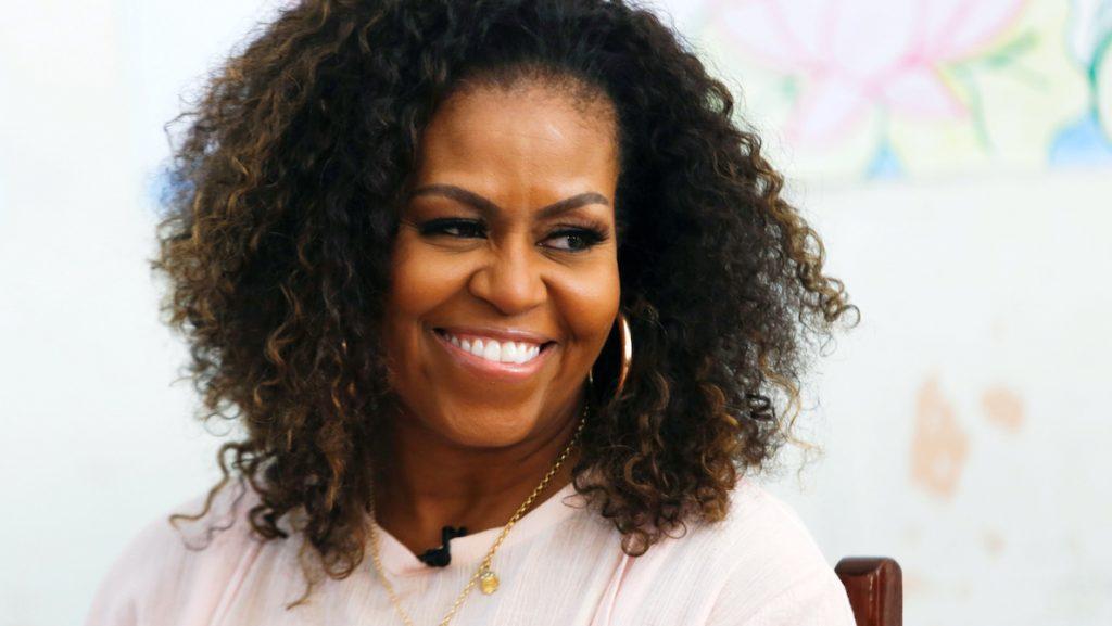 Michelle Obama over menopauze