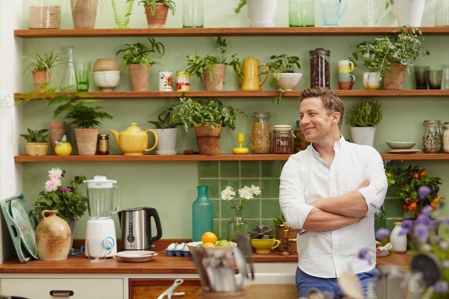 Jamie Oliver tips voor eten met kinderen