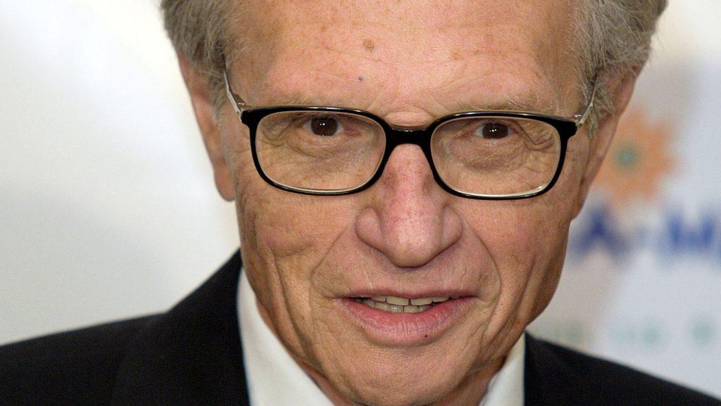 Larry King verliest twee kinderen: 'Geen ouder zou een kind moeten begraven'