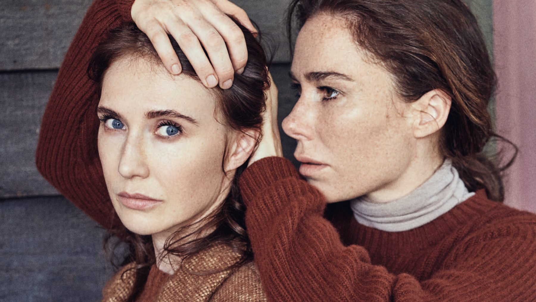 Carice en Halina delen spannende trailer van hun serie 'Red Light'