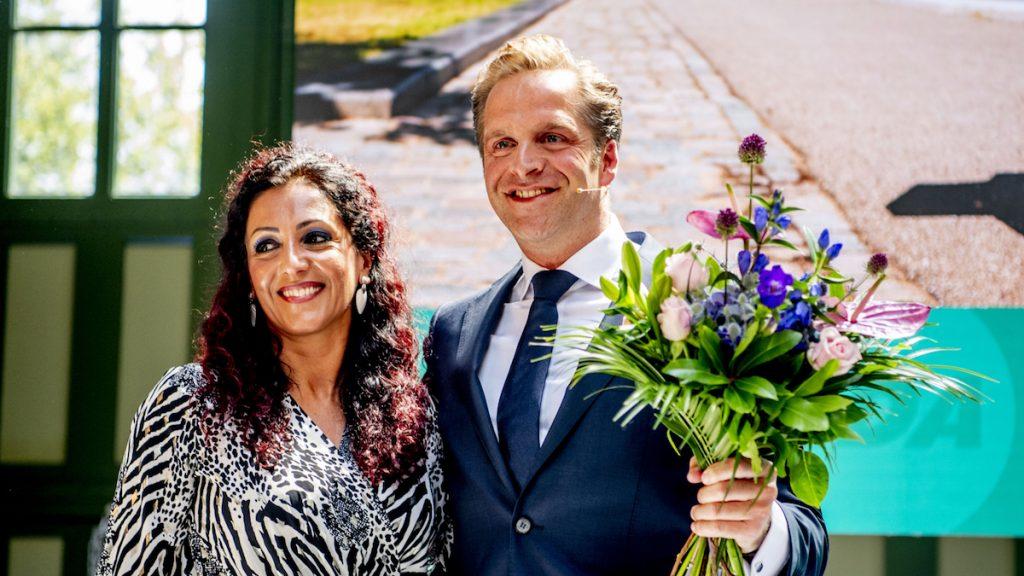 Hugo de Jonge terechte winnaar partijleiderschap CDA, blijkt uit onderzoek