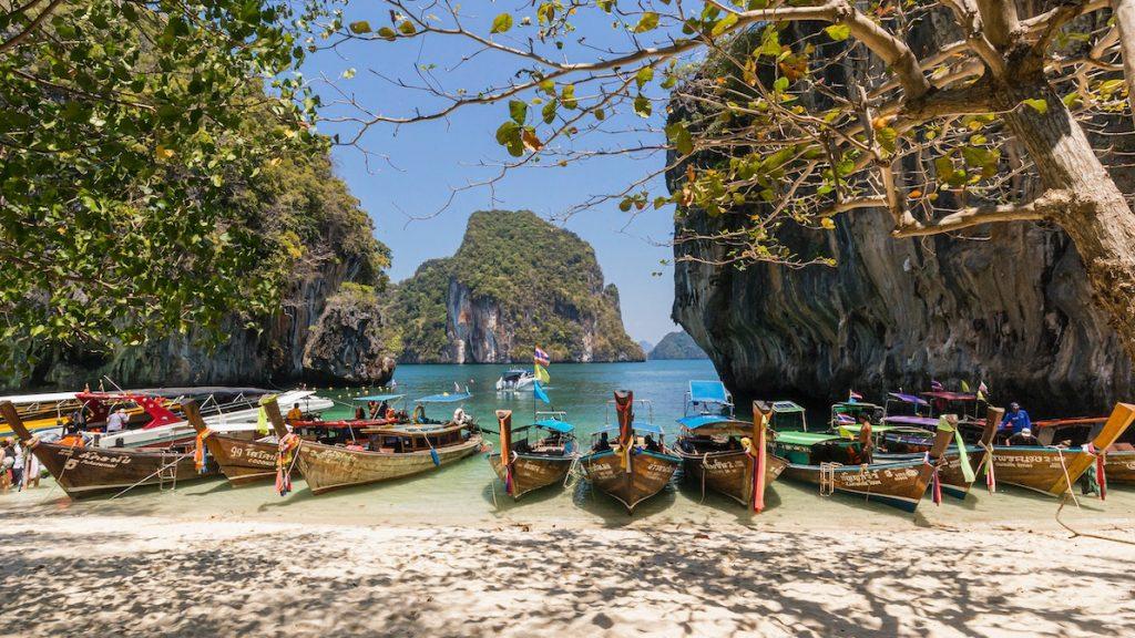 overwinteren in thailand