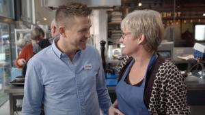 Thumbnail voor Kijkers geraakt door 'Restaurant Misverstand': 'Wat een respect voor deze mensen'
