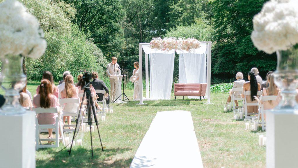 Virtuele bruiloft