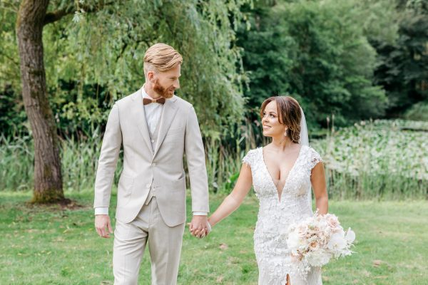 Virtuele bruiloft, Wisse en Yolanda