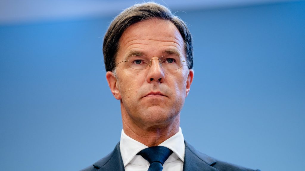 Mark Rutte over racisme