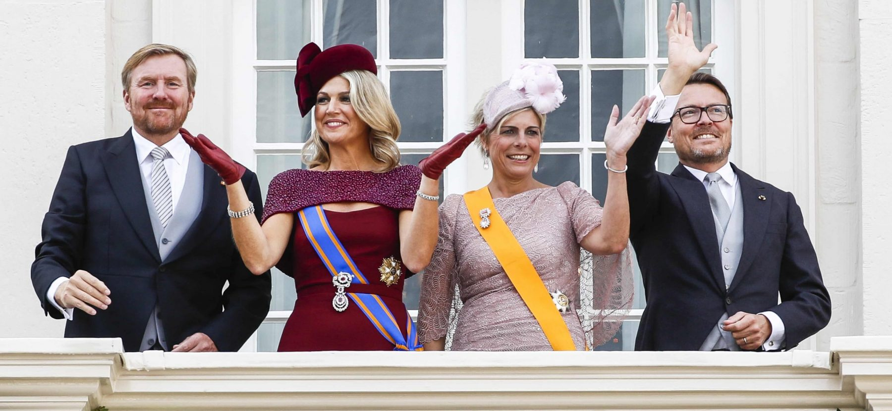 Ook dát nog: geen balkonscène op Prinsjesdag vanwege coronavirus