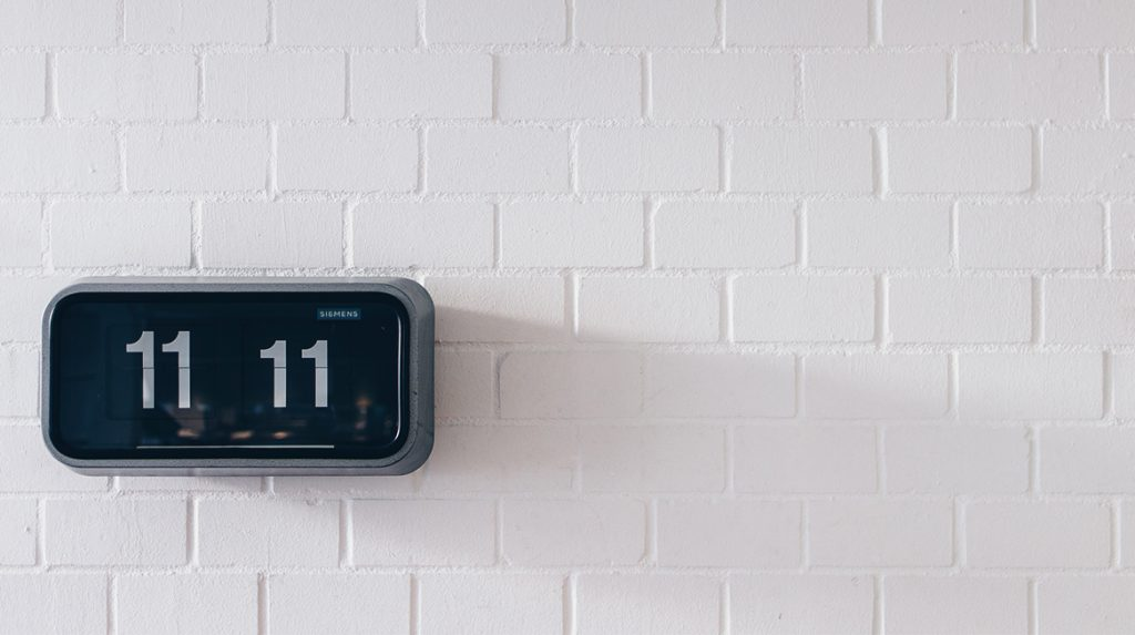 Van 11-11 uur tot huisnummer 555- dit is wat al die dubbele getallen kunnen betekenen_