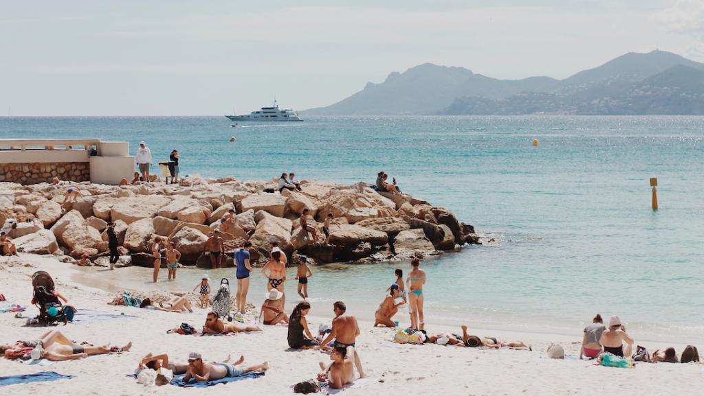 Au revoir Côte d'Azur: zeven regio's in Frankrijk op rood