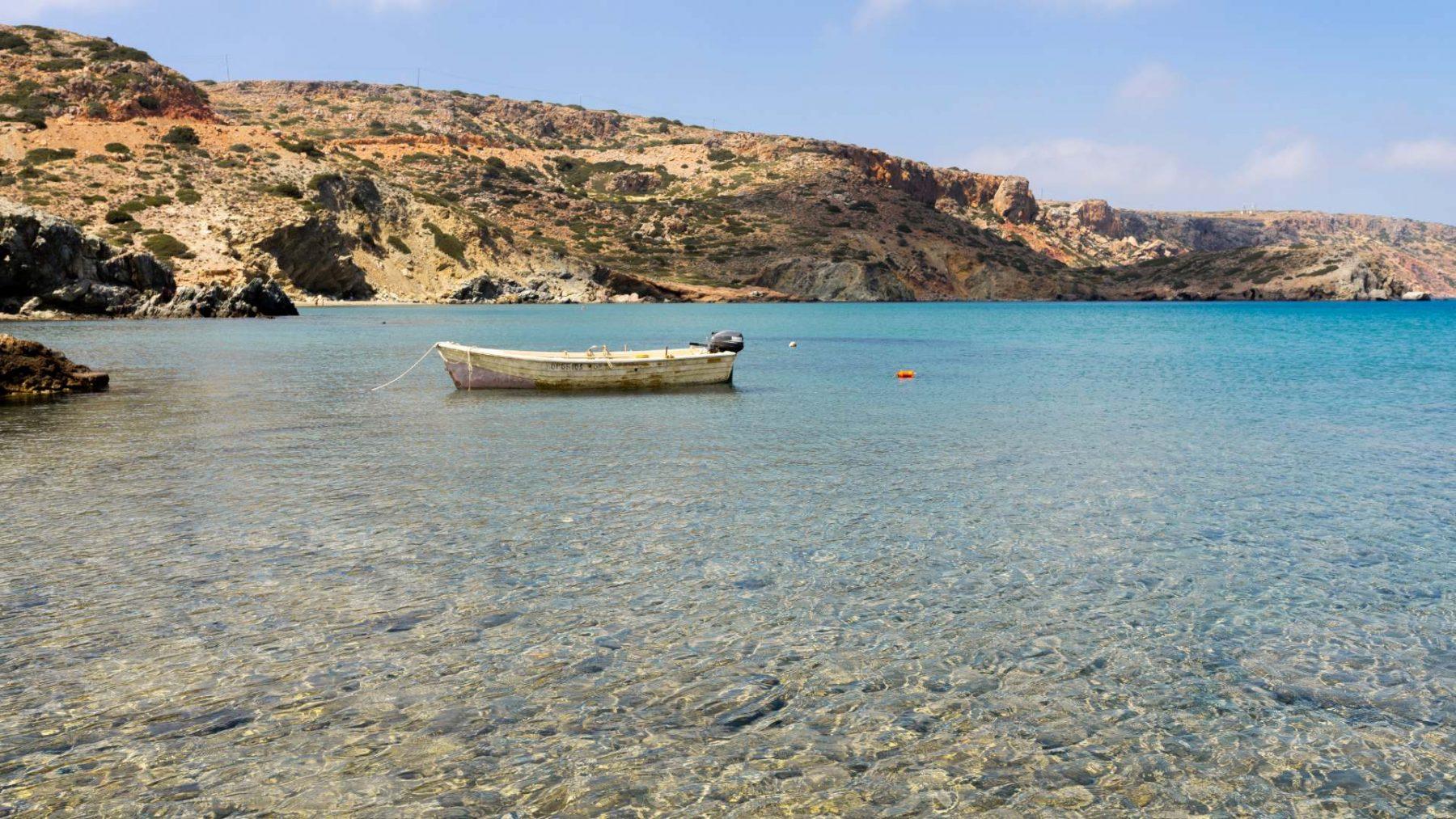 De ouzo en souflaki kun je op je buik schrijven: code oranje voor de Griekse eilanden