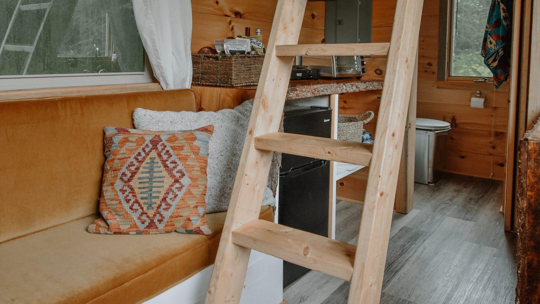Klein, maar classy: binnenkijken bij 7 bijzondere tiny houses