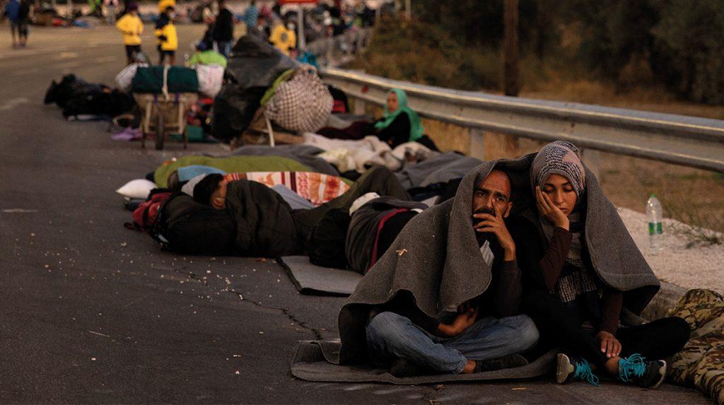 Nederland vangt tóch honderd vluchtelingen op uit Moria