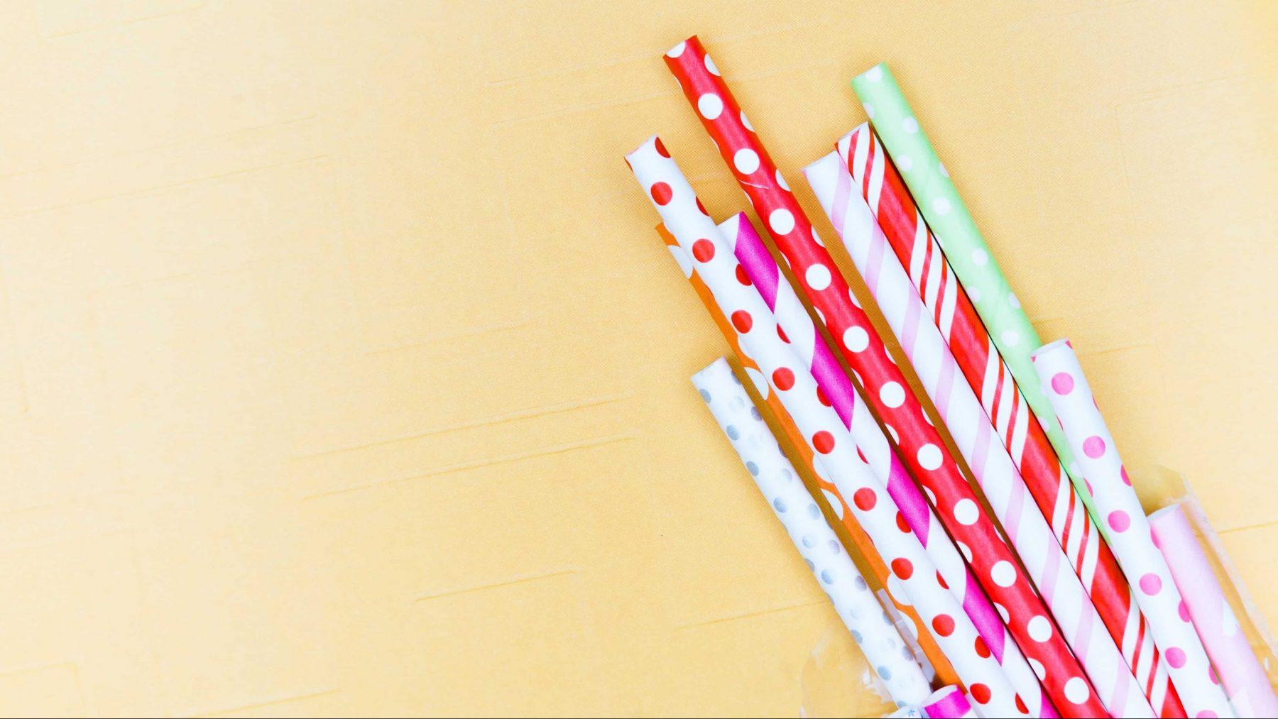 plastic papieren rietje mcdonalds-min