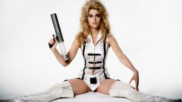 Jane Fonda als Barbarella