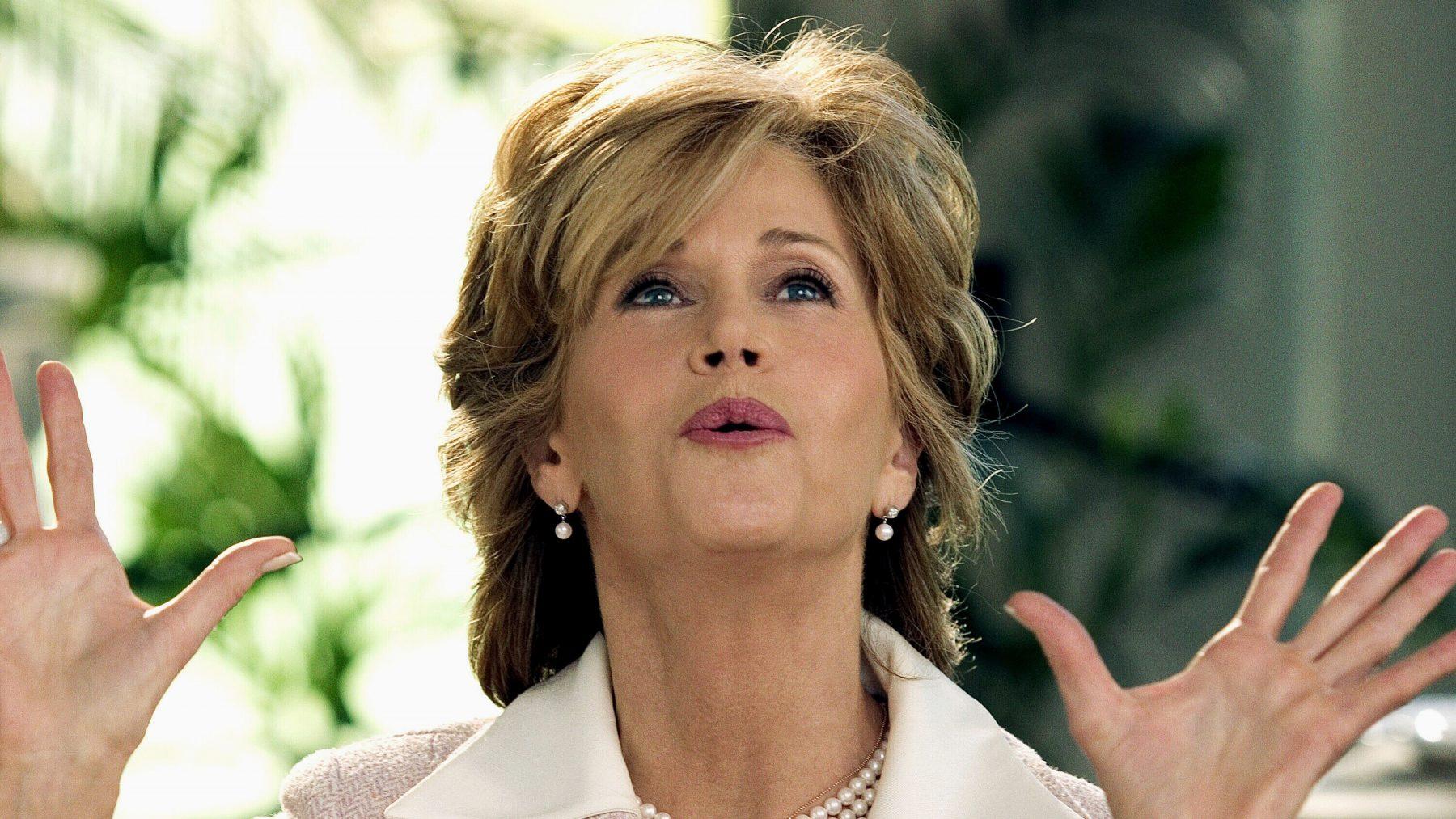 Jane Fonda 83 jaar