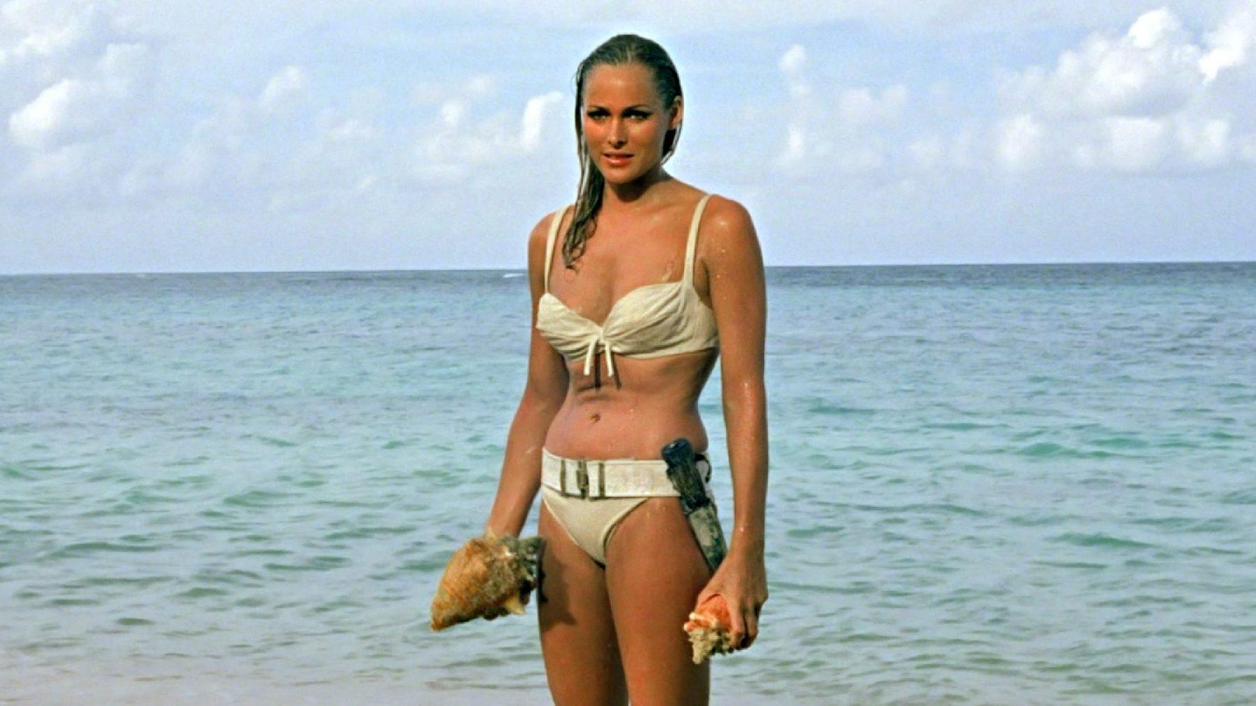 Honey Ryder - iconische bondgirls 007