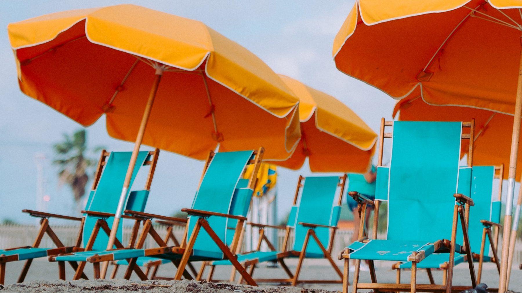 Stof je strandhanddoek maar weer af, dinsdag wordt het 30 graden