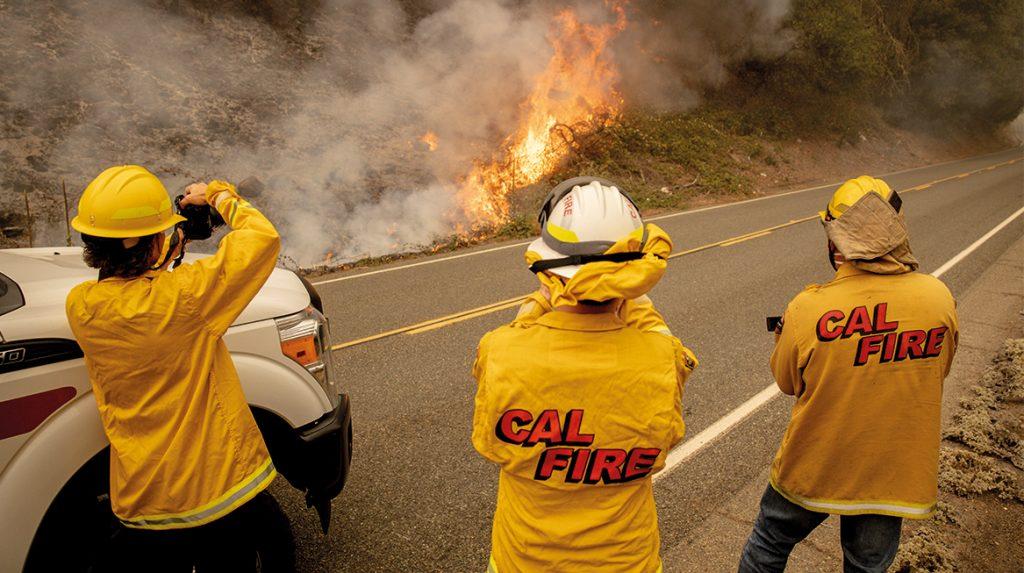 Dodental natuurbranden in westen Verenigde Staten blijft stijgen