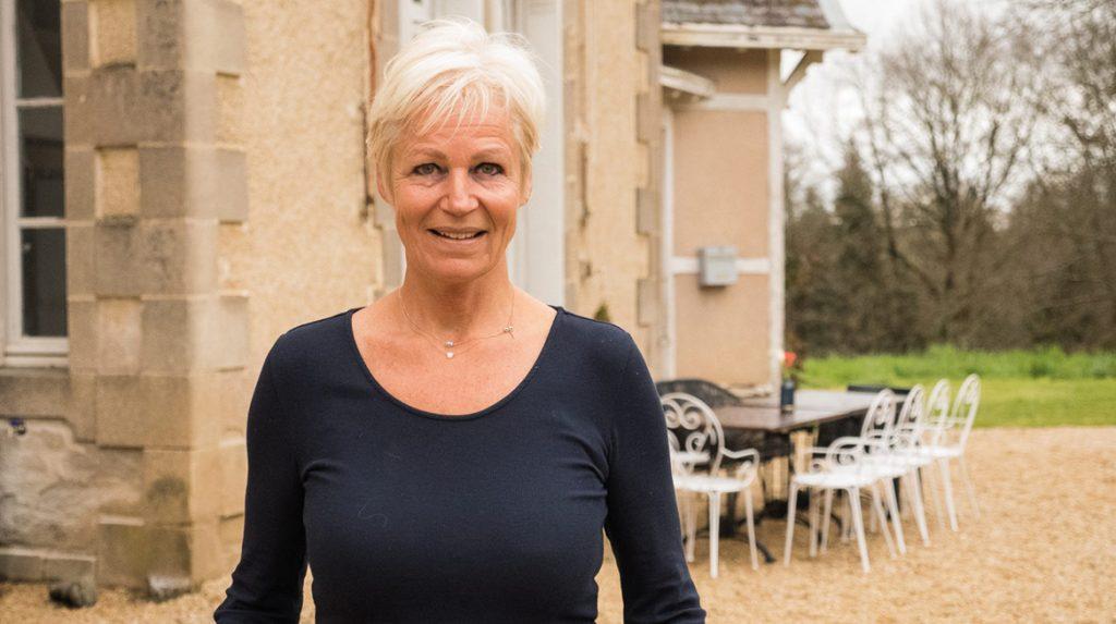 Huisvriendin Caroline van 'Chateau Meiland' wil vriendschap met Martien hervatten