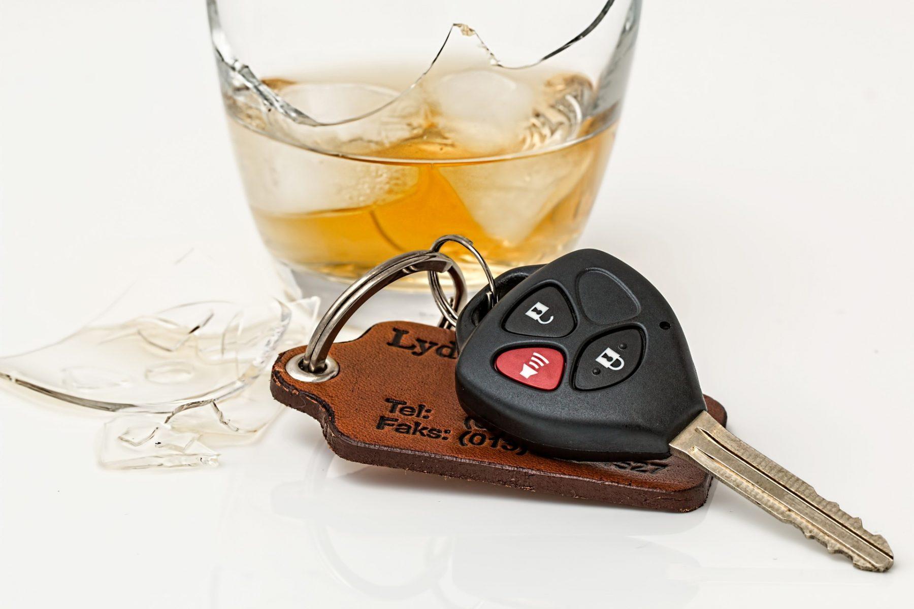 Dronken zonder een biertje op: man (34) gaat vrijuit na veroorzaken ongeval onder invloed