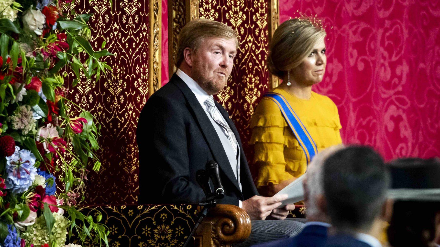 troonrede 2020 prinsjesdag