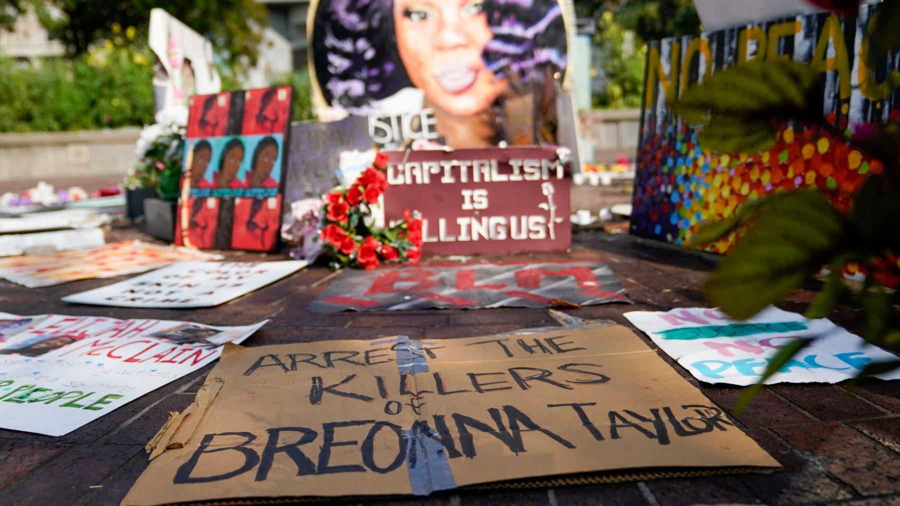 Louisville betaalt familie doodgeschoten Breonna Taylor 12 miljoen euro