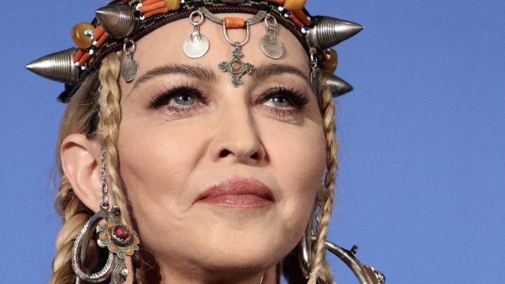 Madonna regisseert eigen film