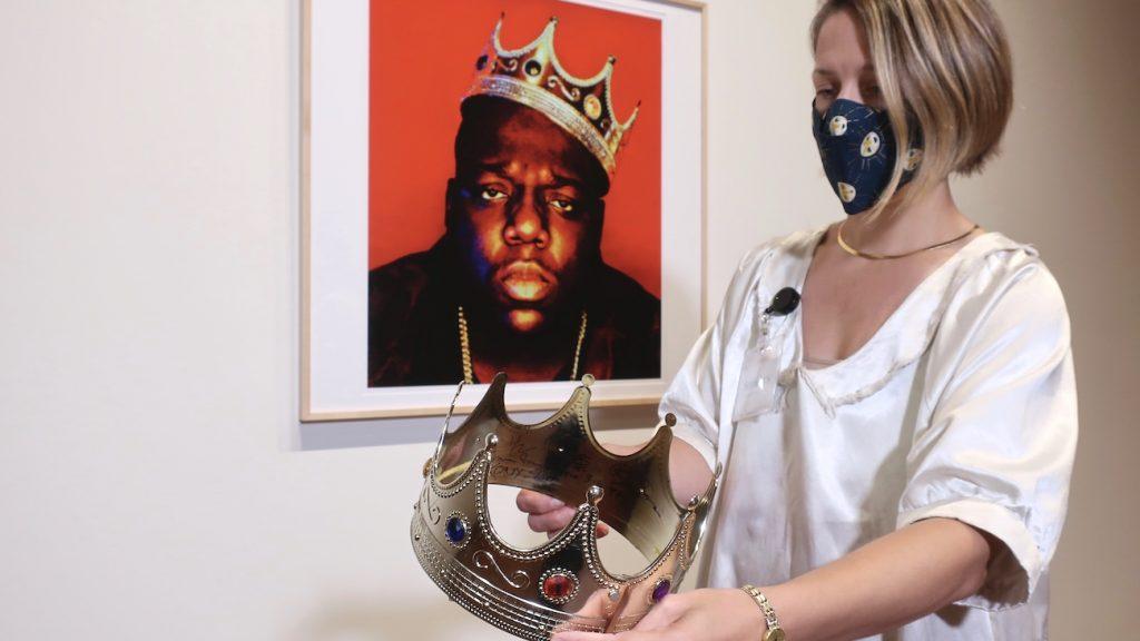 Plastic kroontje The Notorious B.I.G. voor ruim half miljoen verkocht