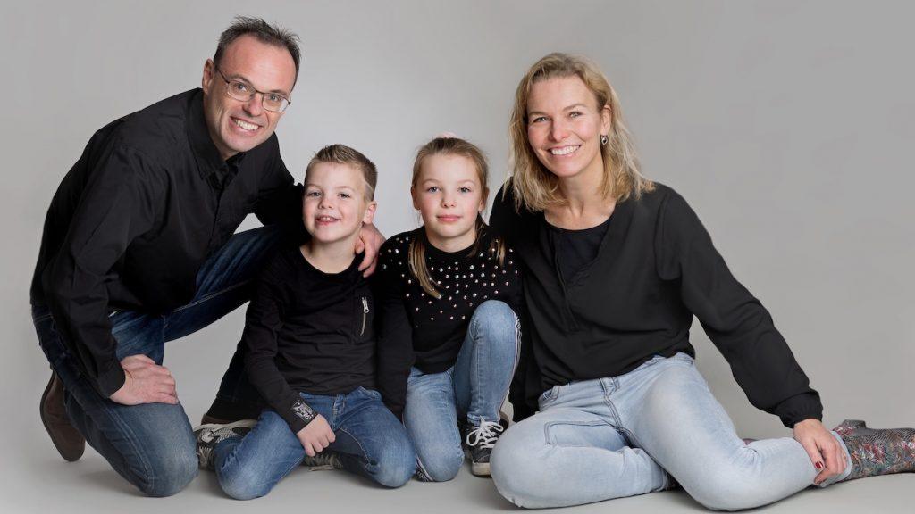 Esthers kinderen groeien op met twee zieke ouders: 'Een gruwelijke onzekerheid'