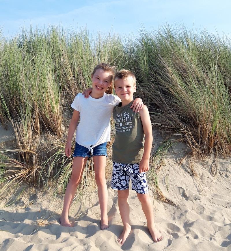 Britt en Jens in 2020
