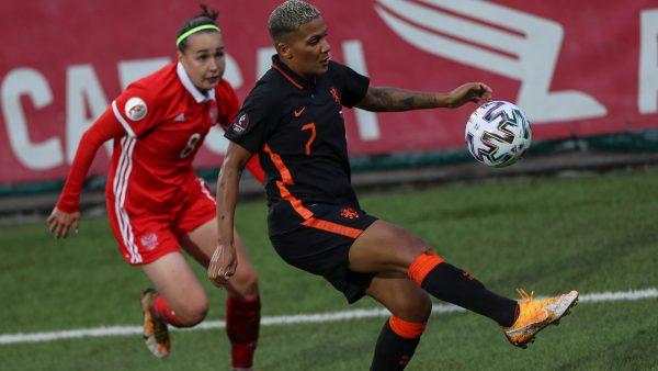 EK vrouwenvoetbal kwalificatie Rusland