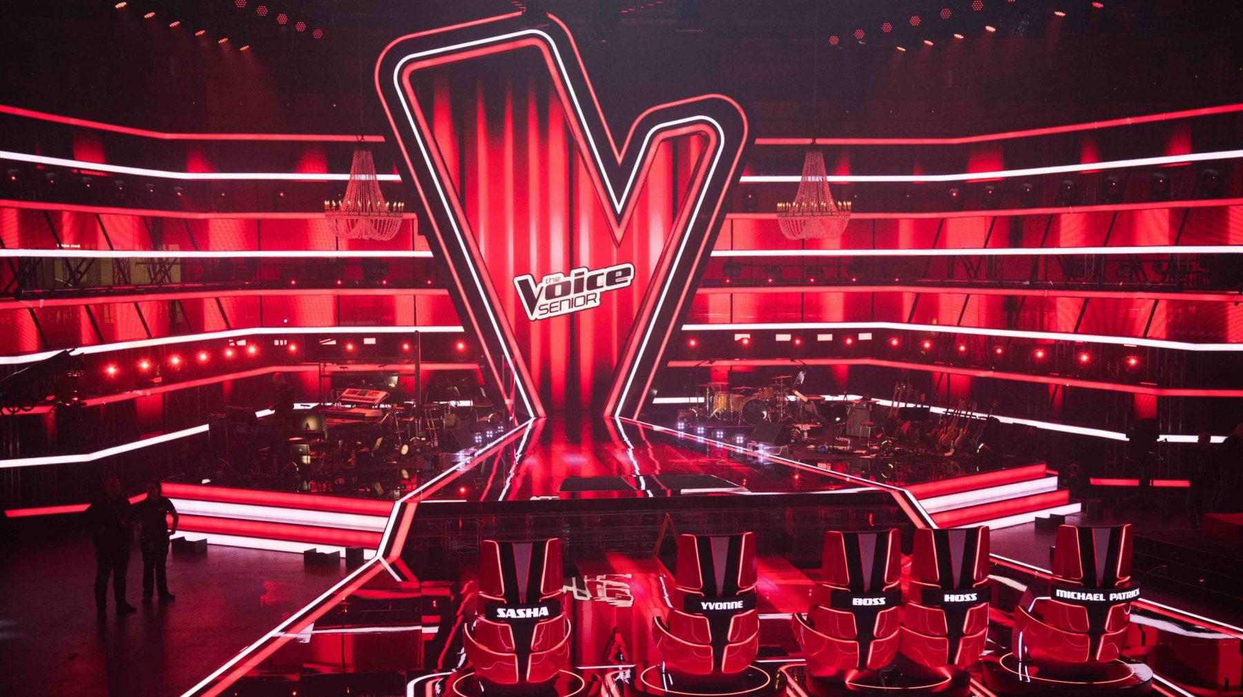 Met de winst naar huis: dít is de winnaar van 'The Voice Senior' 2020