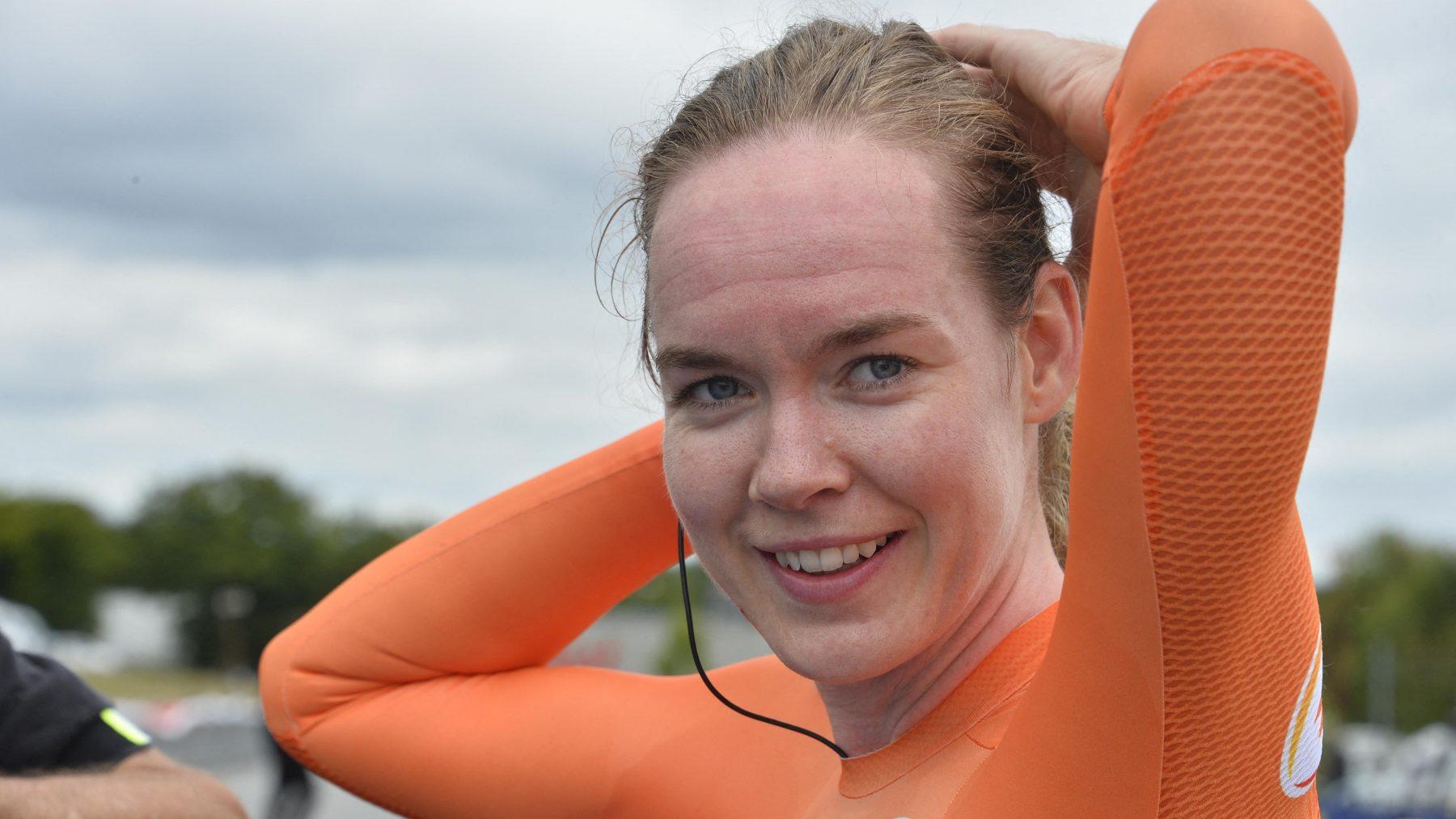 Anna van der Breggen wint Giro Rosa