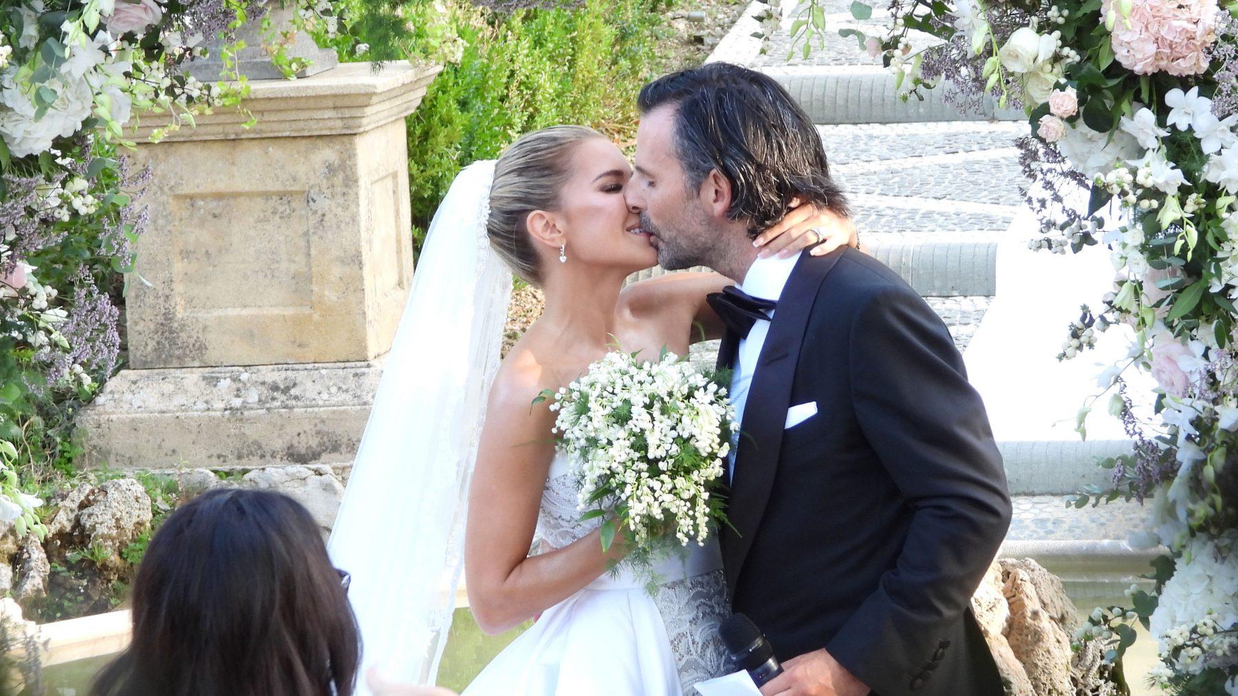 Sylvie Meis getrouwd