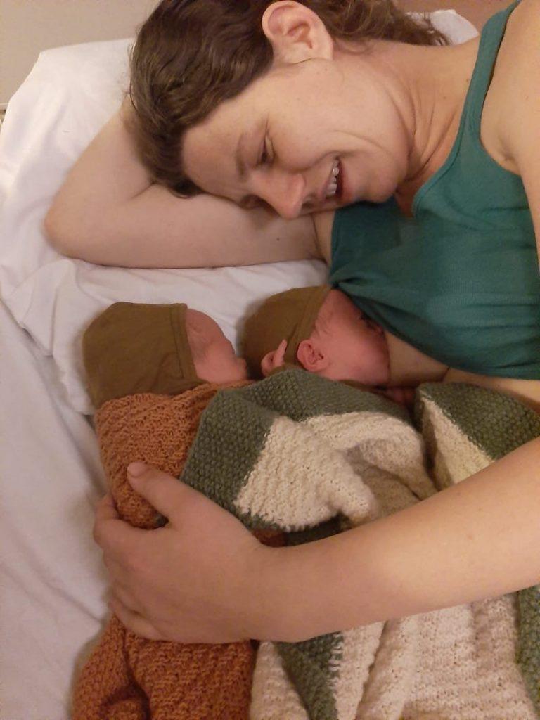 Hadewych werd zwanger met een zaaddonor
