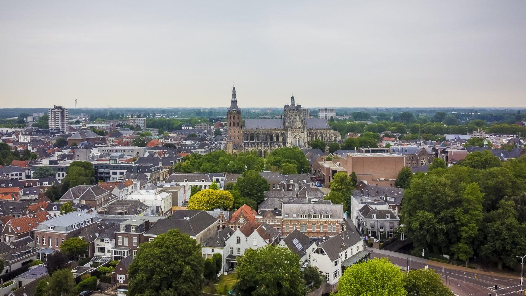 Wat nou Parijs? In Den Bosch woon je in de op één na beste stad ter wereld