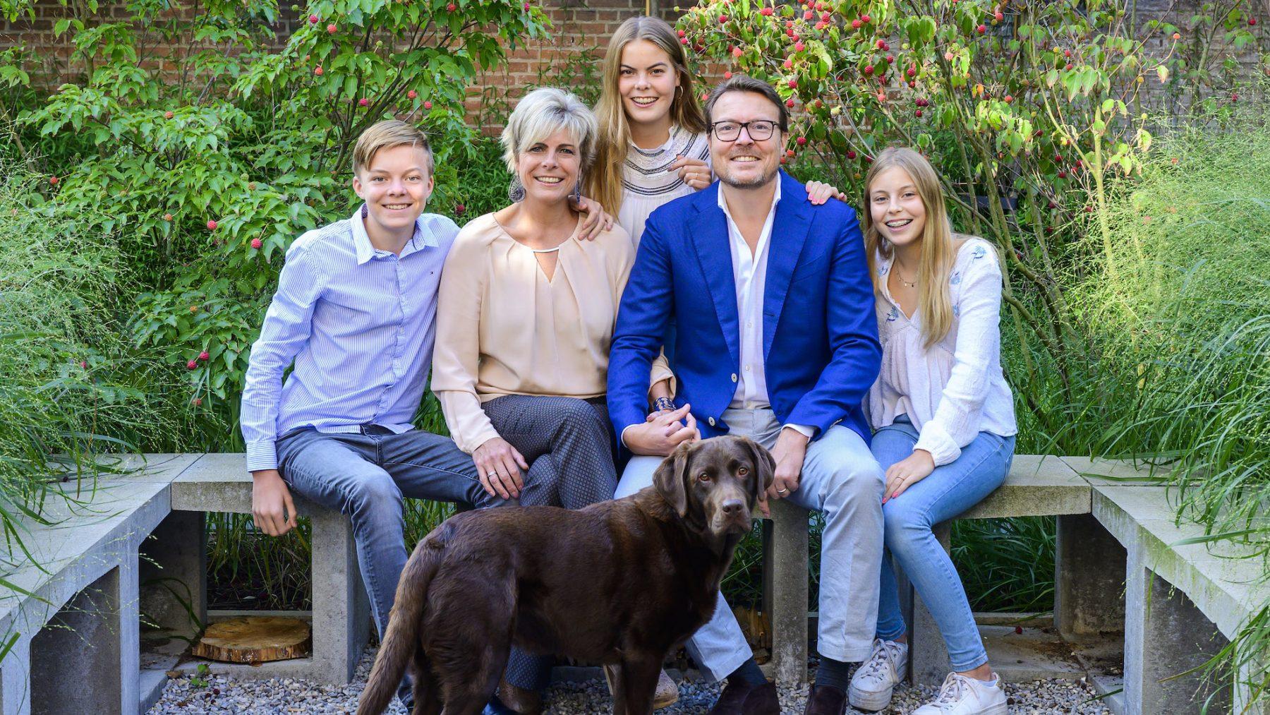 claus gezin koninklijk huis school
