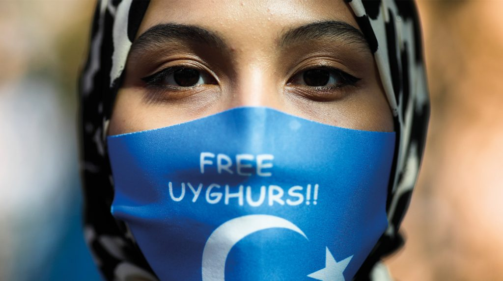 'Laatste drie jaar bouwde China 380 interneringskampen in Xinjiang'