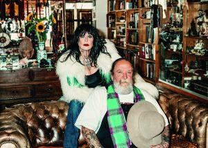 Het 'helhuis' van tattooartiesten Henk en Louise Schiffmacher